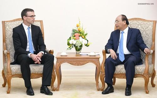 Vietnam y Estonia hacia la prosperidad de sus nexos - ảnh 1