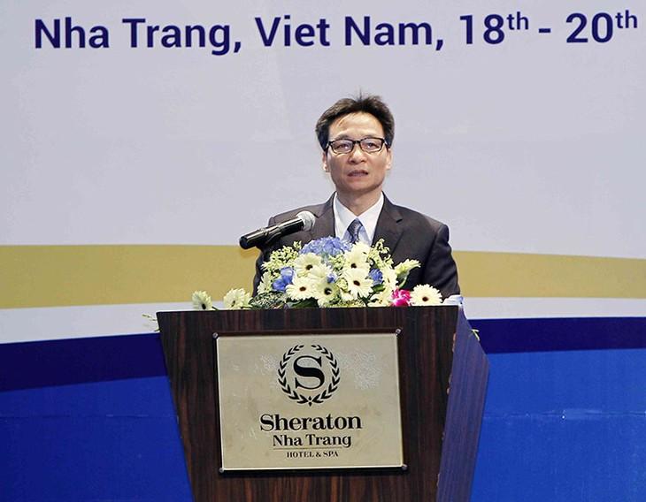 Inauguran en Vietnam reunión 35 de Asociación de Seguridad Social de Asean - ảnh 1