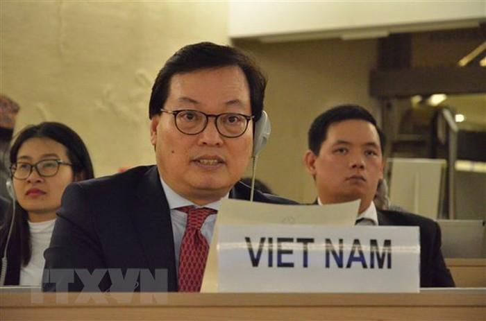 Vietnam ratifica disposición de impulsar la protección de derechos de propiedad intelectual - ảnh 1