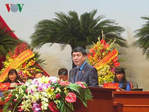 Concluye XII Congreso Sindical de Vietnam - ảnh 1