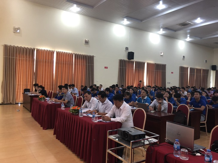 Fortalecen papel de jóvenes vietnamitas en supervisión de los trabajos estatales - ảnh 1