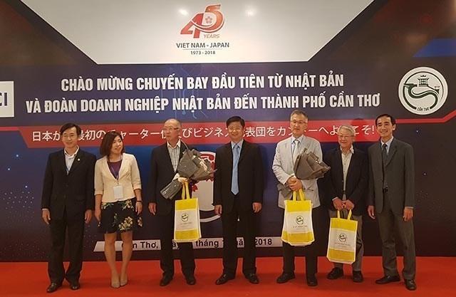Empresas japonesas buscan oportunidades de negocios en provincias survietnamitas - ảnh 1