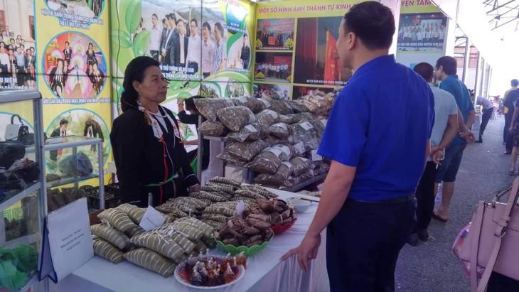 Inauguran Festival de Cultura de las Etnias del Noreste de Vietnam - ảnh 1