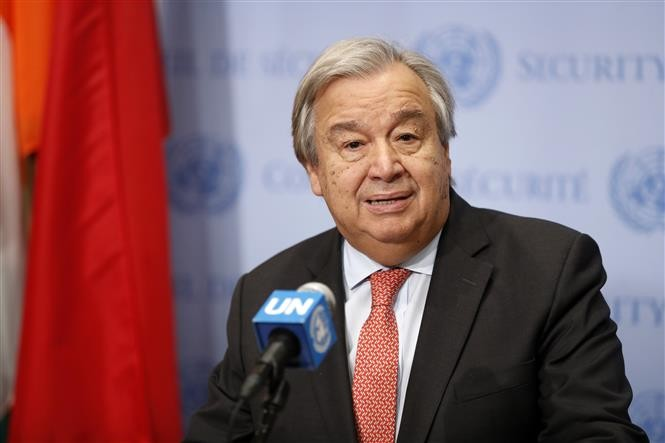 Secretario general de ONU abogará por una globalización justa - ảnh 1