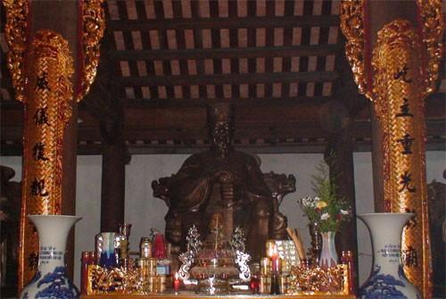 Templo de Khuc Thua Du, Patrimonio Histórico Nacional en Hai Duong - ảnh 2