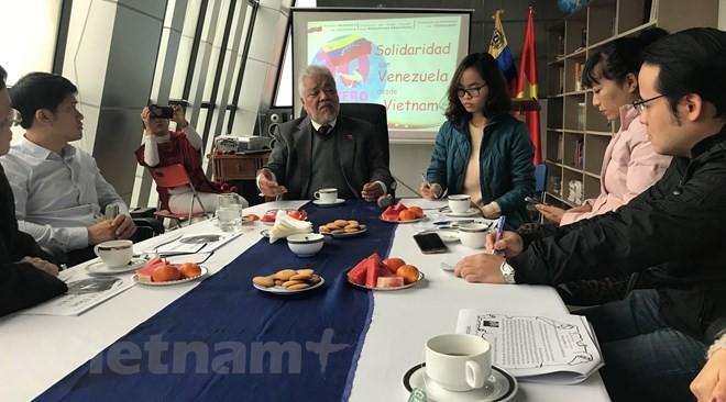 Vietnam y Venezuela, por la eficiente cooperación agrícola - ảnh 1