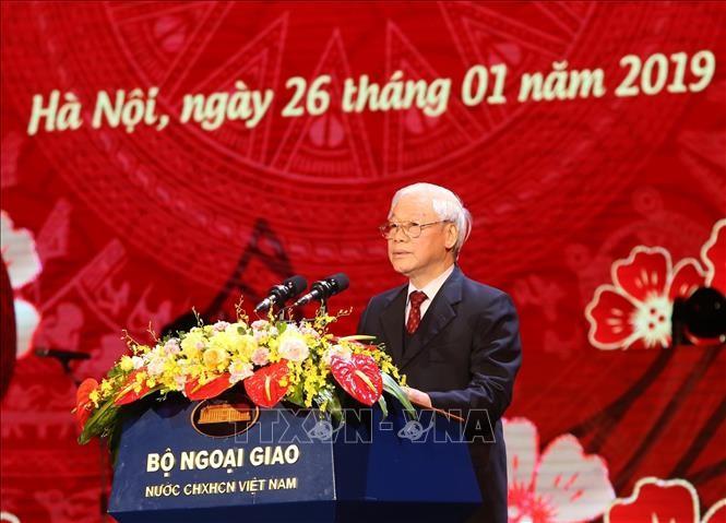 Compatriotas vietnamitas en ultramar: fuerza motriz del desarrollo nacional - ảnh 1