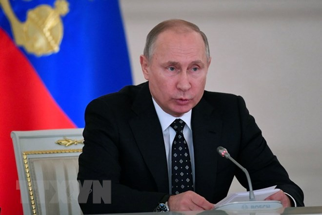 Presidente ruso dirigirá su mensaje anual al Parlamento el 20 de febrero - ảnh 1
