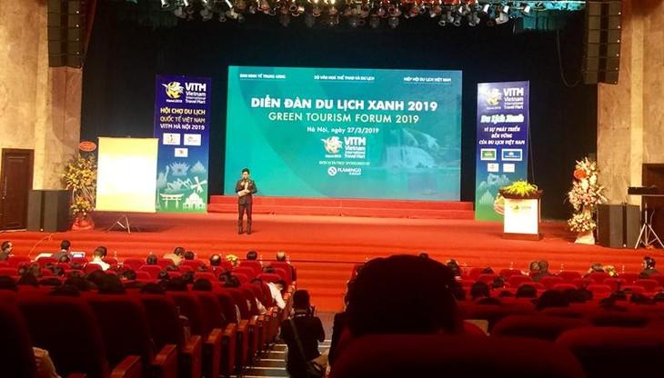 Vietnam promueve el turismo verde - ảnh 1