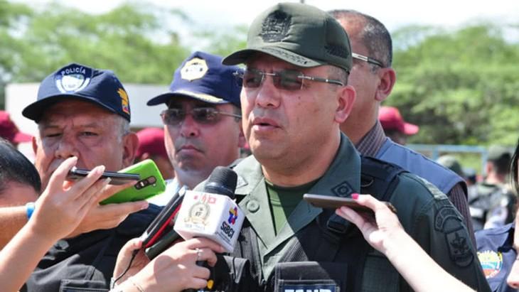 Presidente venezolano designa al nuevo jefe de la Policía Nacional Bolivariana - ảnh 1