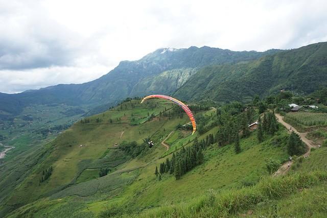 Hanoi Paragliding, hogar de los apasionados del parapente - ảnh 2