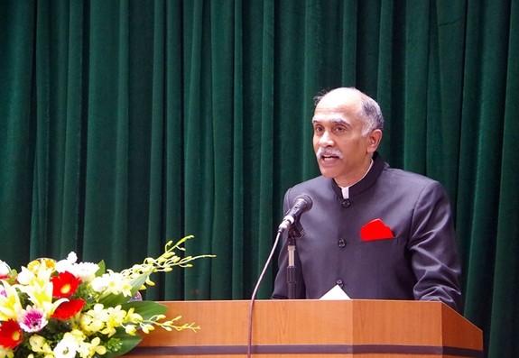 Vietnam y la India fortalecen cooperación en sector energético - ảnh 1