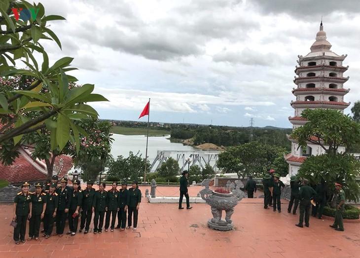 Promueven el turismo histórico en la vía de Truong Son - ảnh 1