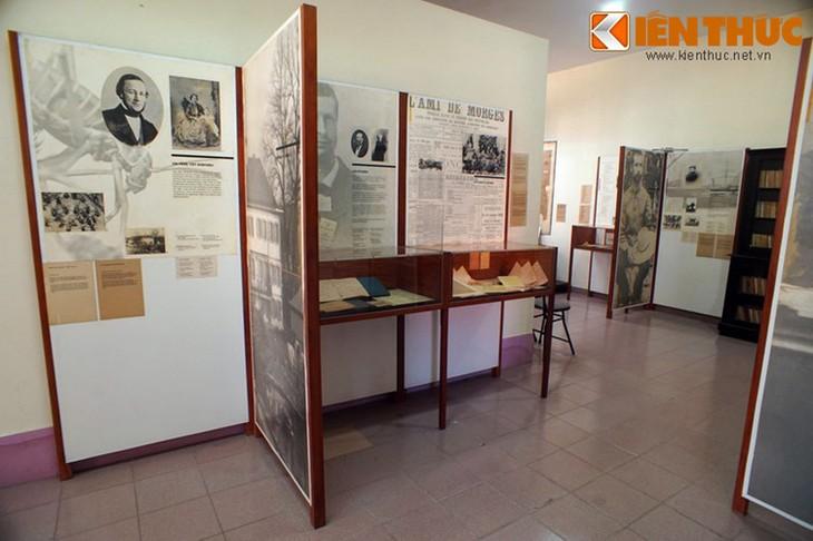 Visitan el Museo de Alexandre Yersin en Nha Trang - ảnh 1