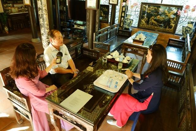 Historia de la orfebrería de Hue - ảnh 2