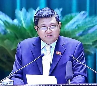 Diputados vietnamitas discuten borrador de ley de tierras (modificada) - ảnh 1