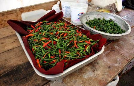 Cho Vuon, mercado de hortalizas vietnamitas en centro de Washington - ảnh 3