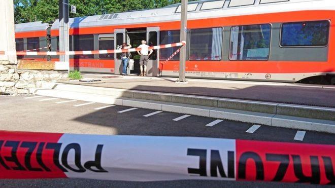Swiss train attack suspect dies - ảnh 1