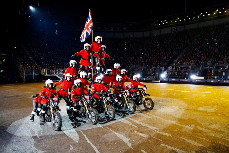 Scottish Royal Military Tattoo – iconic and spectacular - ảnh 3