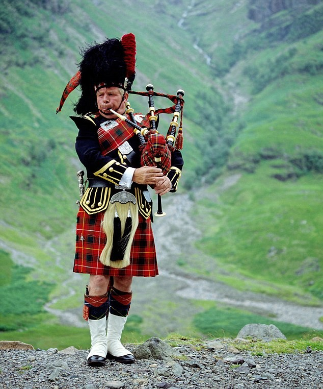 Scottish kilts – most recognizable symbol of Scotland  - ảnh 2
