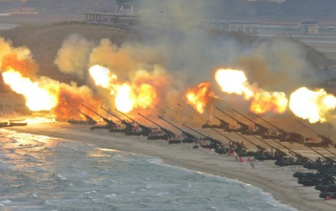 EU expands North Korea sanctions - ảnh 1
