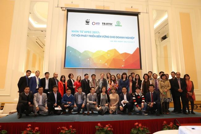 Vietnamese enterprises discuss sustainable development - ảnh 1