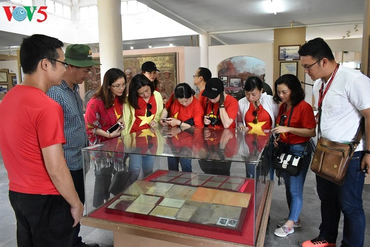 A tour of historical sites in Truong Son - ảnh 19