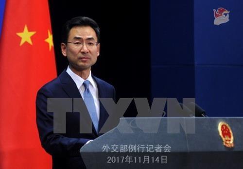China, Japan hails positive progress from US, North Korea - ảnh 1