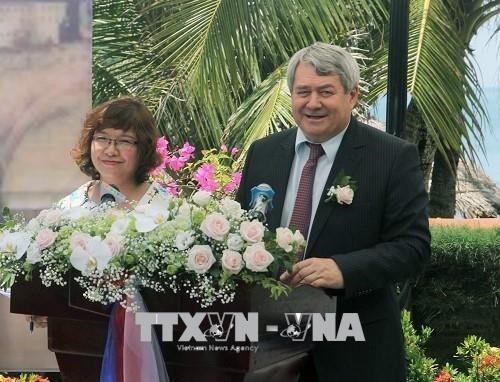 Honorary Consulate of Czech Republic opens in Hai Phong - ảnh 1