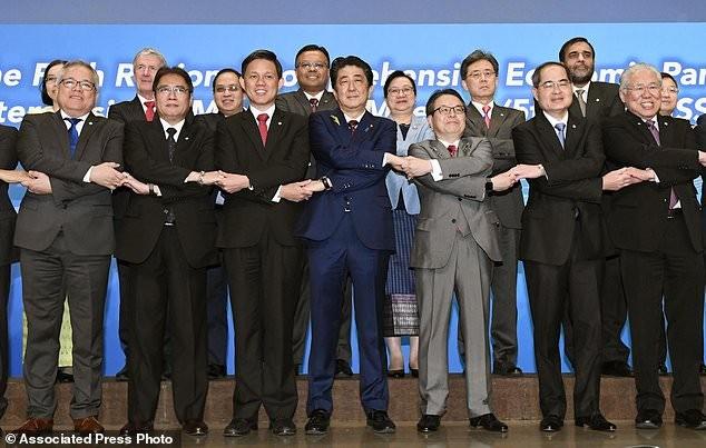 RCEP ministerial talks begin in Tokyo - ảnh 1