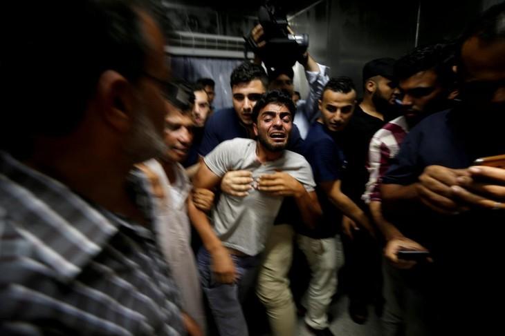 Israel, Gaza militants agree to end fierce fighting - ảnh 1