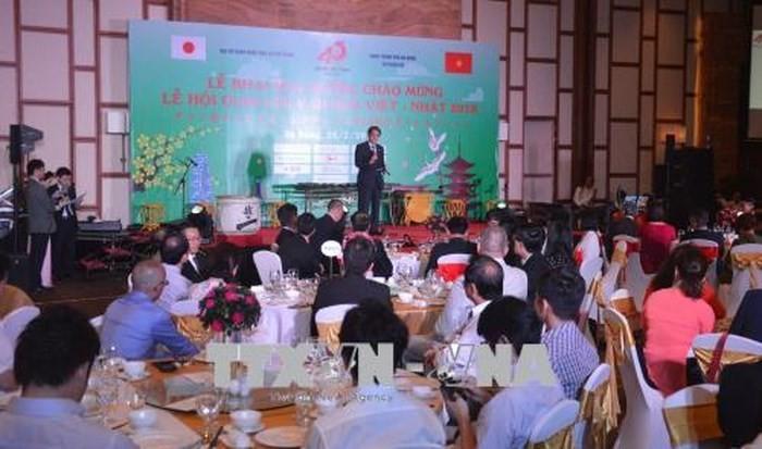 Vietnam-Japan cultural exchange opens in Da Nang - ảnh 1