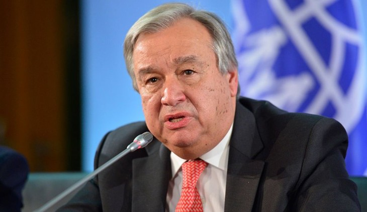 UN chief calls for end to humanitarian crisis in Myanmar  - ảnh 1