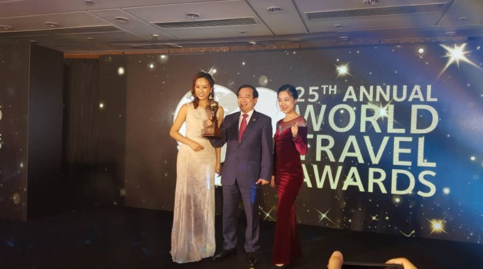 Vietnam wins World Travel Award 2018 - ảnh 1