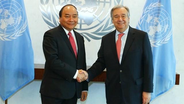 Vietnam – responsible member of the UN: PM - ảnh 1