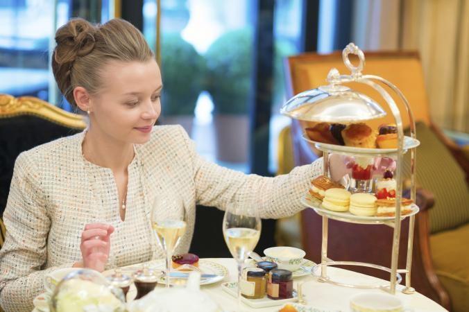 UK afternoon tea culture - ảnh 1