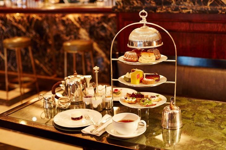 UK afternoon tea culture - ảnh 2