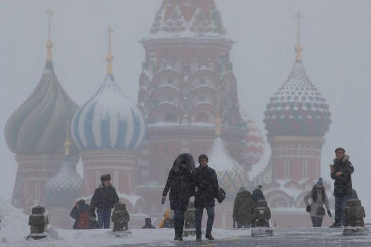 Bomb threats disturb Moscow  - ảnh 1