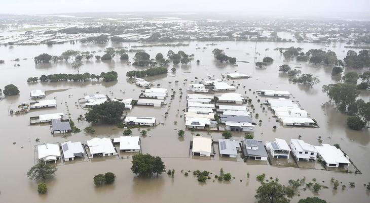 Australia issues new flood warning  - ảnh 1