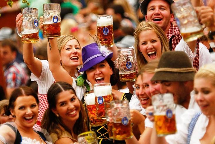 German beer culture - ảnh 2