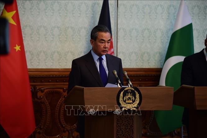 China, Japan calls for India-Pakistan dialogue - ảnh 1