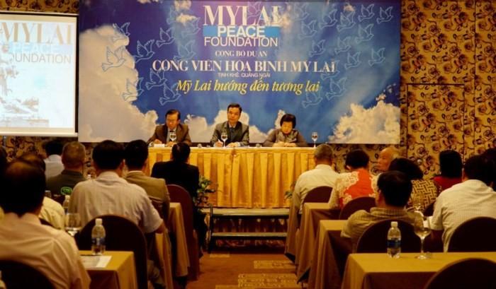 Quang Ngai성, My Lai 학살 피해자 추모사업 건설 예정  - ảnh 1
