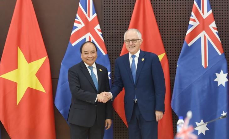 베트남 – 호주 관계의 새로운 이정표 - ảnh 1