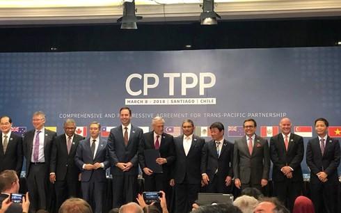 """베트남 기업은 """"CPTPP경기장"""" 에 적극적 - ảnh 2"""