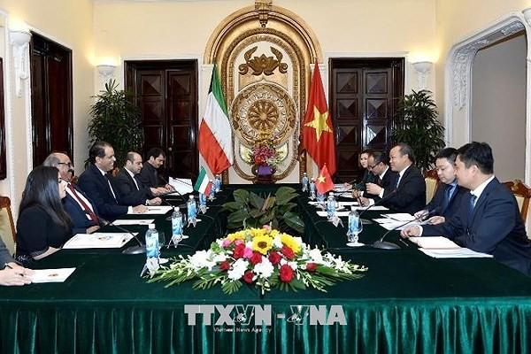 베트남과 쿠웨이트 양국간 협력 강화 - ảnh 1