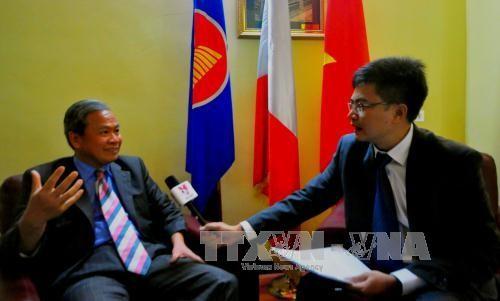 베트남과 이탈리아 전략적인 파트너 관계 최호조 - ảnh 1