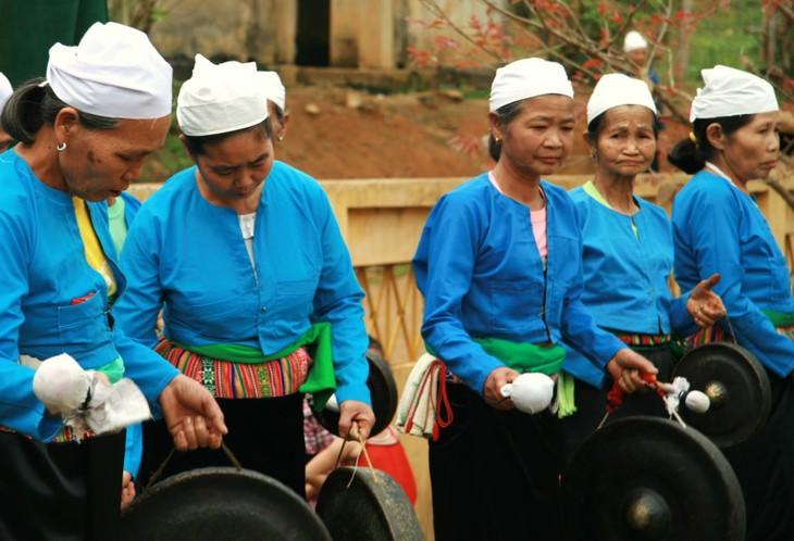 Phu Tho 성 Thanh Son현 Muong동포의 민족문화 정체성 보존 - ảnh 3