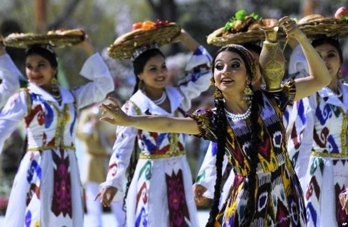 베트남 소재 Uzbekistan 문화의 날 - ảnh 1