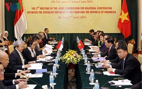 베트남 – 인도네시아 전략 파트너 관계 강화 - ảnh 1