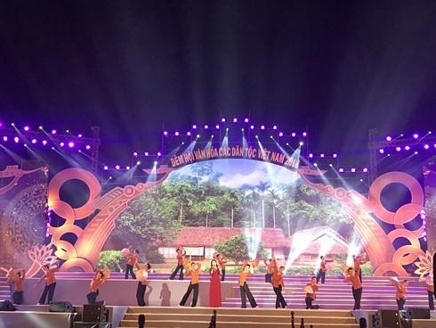 베트남 민족 문화의날 개막 - ảnh 2